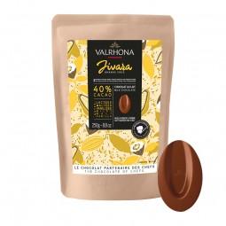 Milk Chocolate Bag Jivara 40% (250g)