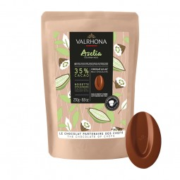 Milk Chocolate Bag Azelia 35% (250g)