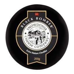 Snowdonia Bomber Mature Cheddar Truckle (200g)