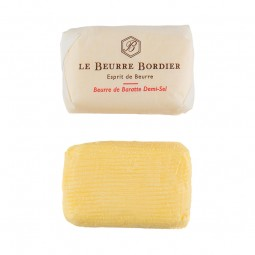 Bordier Salted Butter (125g)