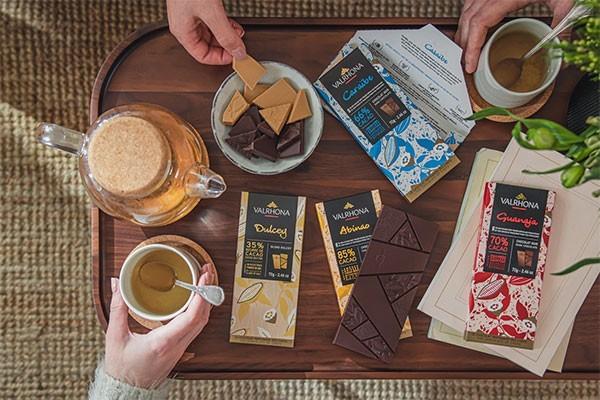 How to Taste chocolate?