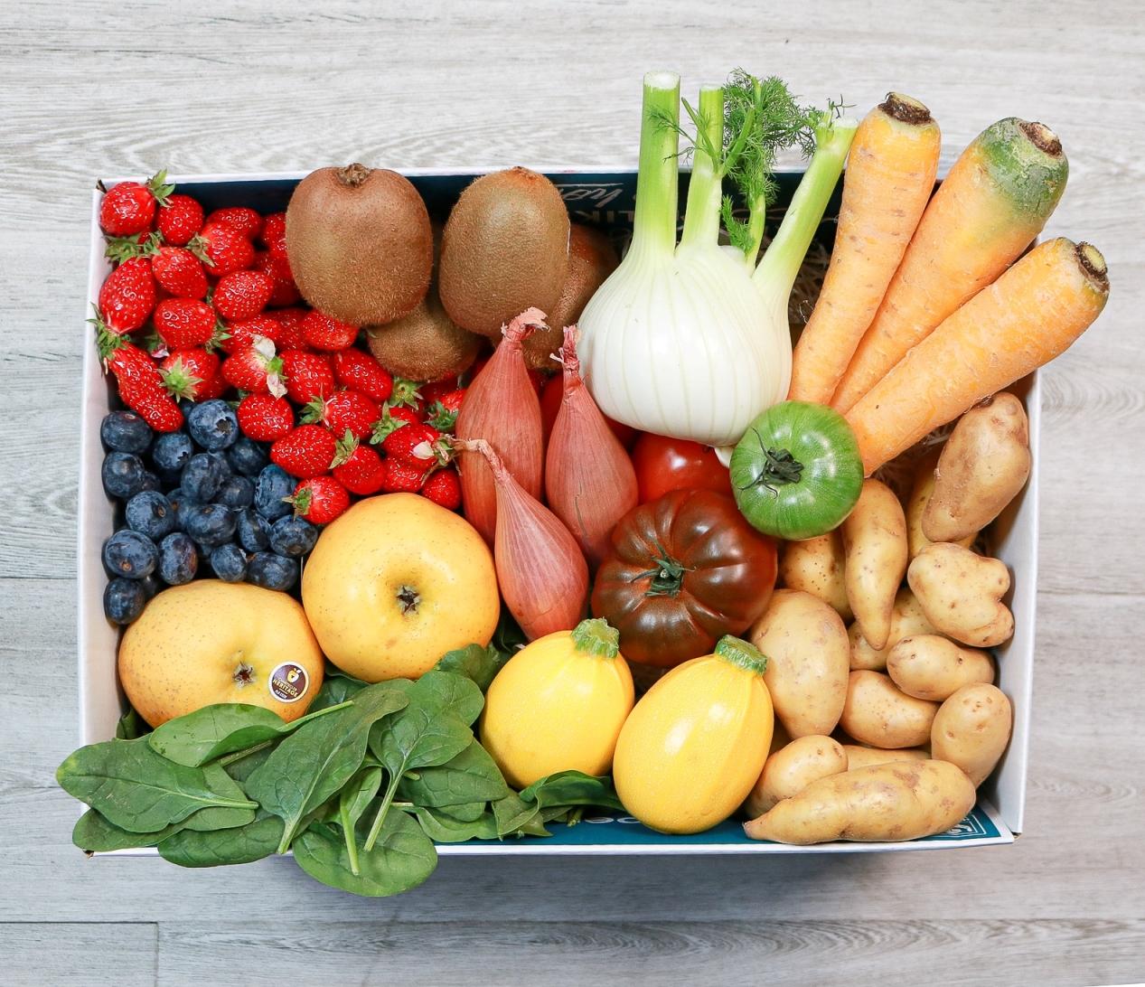 Classic Fruit & vegetables